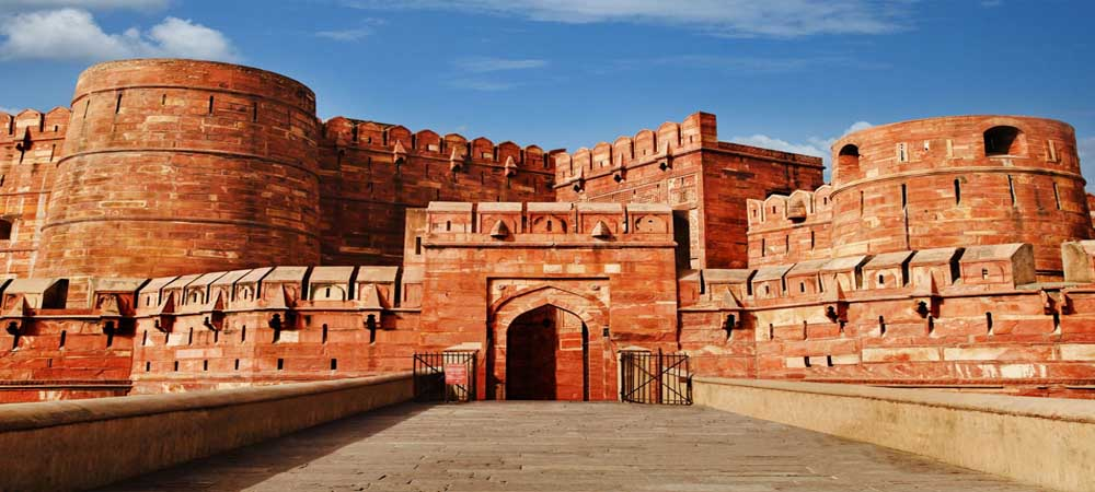 Agra-red-fort